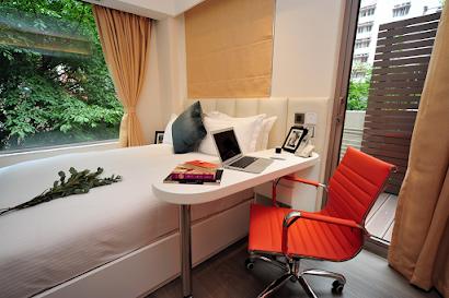 Queens Rd East Apartments, Wan Chai