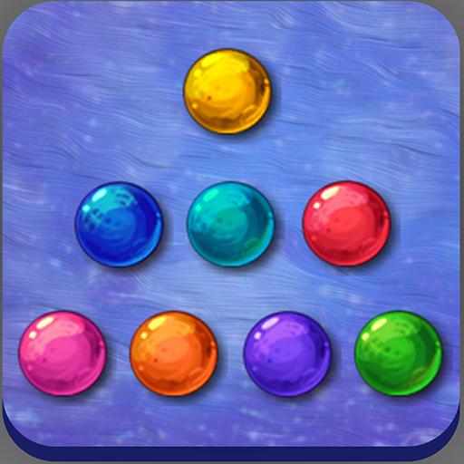 解谜のバブルゲーム LOGO-記事Game