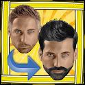 Beard styles - Men's Haircuts icon
