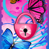 Butterflies Theme GO Locker