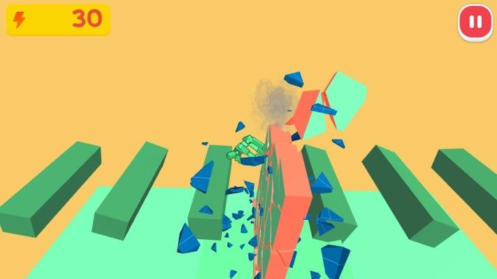 RagDoll Bounce 3D - screenshot