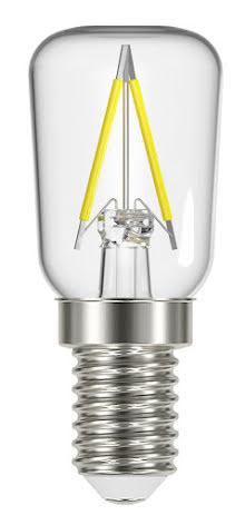 Airam Päronlampa LED Filament 1,5W 2-pack