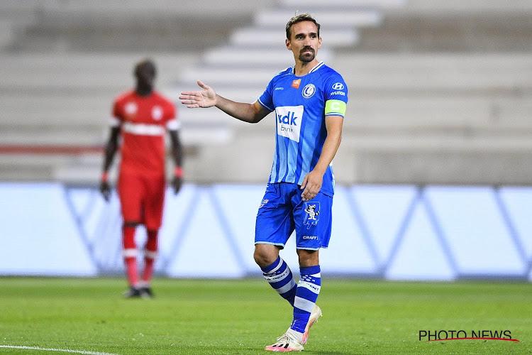 Ligue des Champions: Sven Kums toujours incertain, un retour dans le groupe gantois