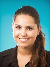 Photo: Miss Mahtab Parvaresh, Honours BSc, Burnet Institute