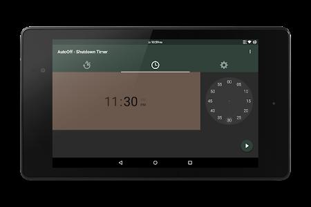 AutoOff - Shutdown Timer ROOT v1.2