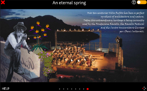New spring of Villa Rufolo screenshot 8