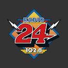 Radio 24 (alte Version) icon