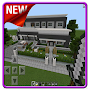 Best Modern House For MCPE 2018 APK icon