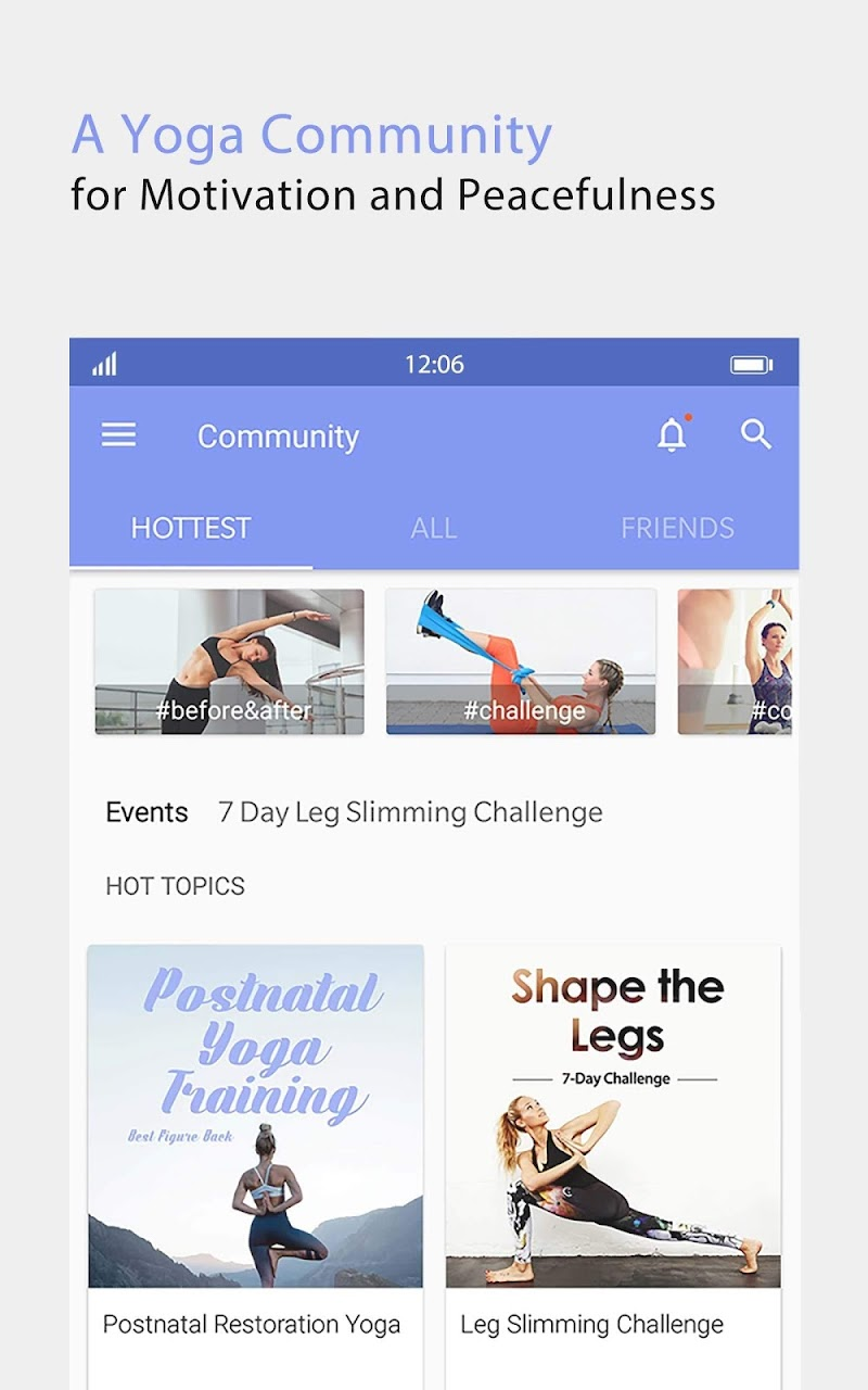 Daily Yoga - Yoga Fitness Plans Screenshot 11