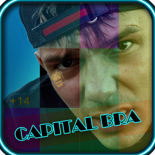 Capital Bra - Best Songs Piano Game