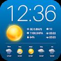 Tomorrow weather forecast & widget icon