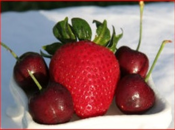 Ruby Fruit Compote Recipe