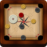 Carrom Star 3D Icon
