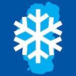 Tahoe Snow Map