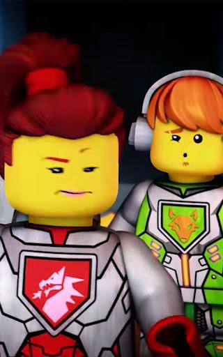 上 LEGO NEXO KNIGHTS ガイド
