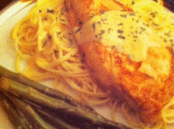 Chicken Breasts With Angel Hair Pasta Recipe