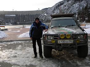 Photo: Саяно-Шушенская ГЭС