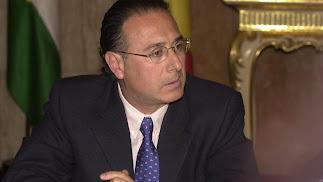 Luis Soria, en una imagen de archivo.