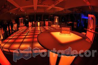 Photo: beautiful dance floor rental for a bar mitzvah