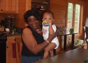 Photo: Mommy & Gabe