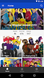 FANDOM for: The Wiggles - náhled