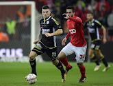 Mickaël Tirpan confie que Lokeren n'a pas eu de chance durant la saison