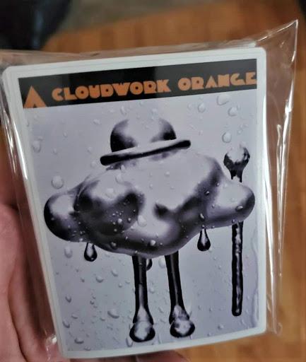 "FatdadsToys Makes It Rain With ""Mr. Cloudman"""