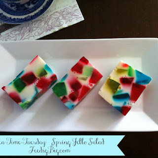 Spring Time Jello.