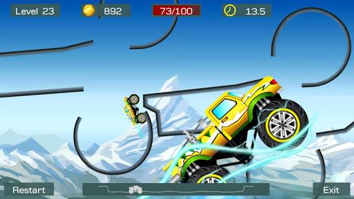 Monster Stunts -- monster truck stunt racing game  screenshots 4