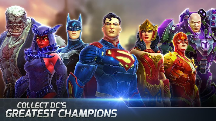 DC Legends- screenshot