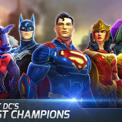 Hero အစံုနဲ႔ ဖိုက္တင္တိုက္ခိုက္ရမယ့္၈ိမ္းေကာင္းေလး - DC Legends v1.8 Apk