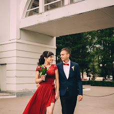 Wedding photographer Anastasiya Maslova (anastasiabaika). Photo of 11.08.2017