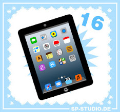 Photo: And another update for the Christmas Special: an iPad! Visit sp-studio.de :).