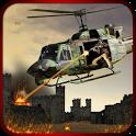 Helicopter Gun Shooter icon