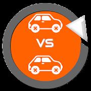 Car size comparison tool