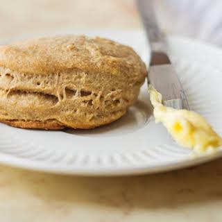 Kefir-Soured Biscuits.