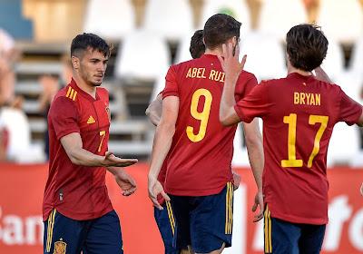 L'Espagne ... Espoirs remplace les A au pied levé et écrase la Lituanie