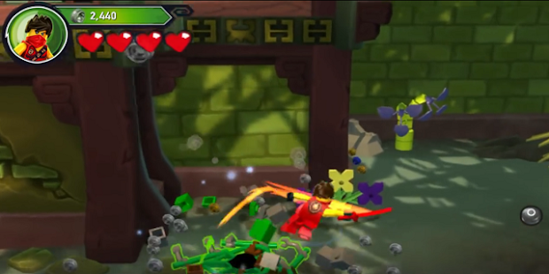 GemEvo Legend@ lego ninja darkness - náhled