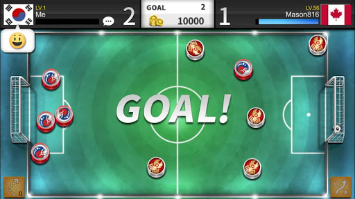 Soccer Striker King 1.0.9 screenshots 2