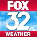 FOX 32 Weather icon