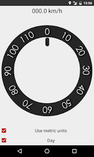 Rotating Speedometer - náhled