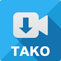 Tako Video Downloader for FB icon