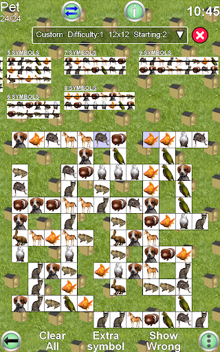 Number Fit Puzzle  screenshots 19