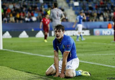 Un international espoir italien à Anderlecht?