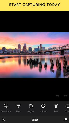 Analog Film Portland -Analog Cam, Palette Portland for PC