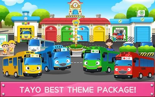 Tayo Best Theme - náhled
