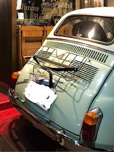 フィアット500  Fiat500D 1963'sのカスタム事例画像 Jimmyさんの2018年06月14日09:00の投稿
