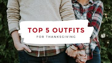 Thanksgiving Outfits - Thanksgiving Template