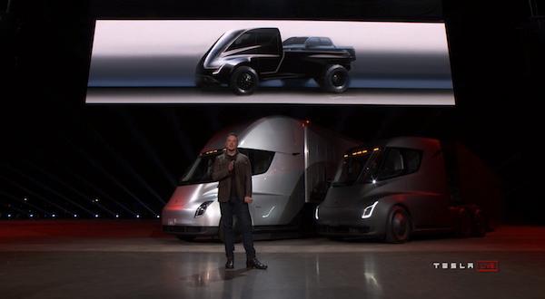 Elon Musk ยืนยันเอง ปิคอัพของ Tesla มาแน่นอน