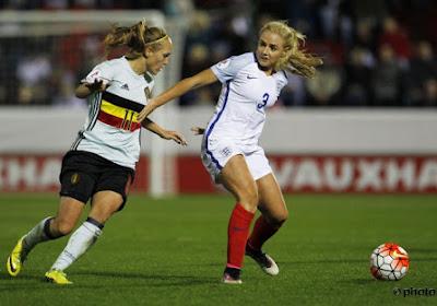 Belgian Red Flames stunten zich naar een puntje bij wereldtopper Engeland